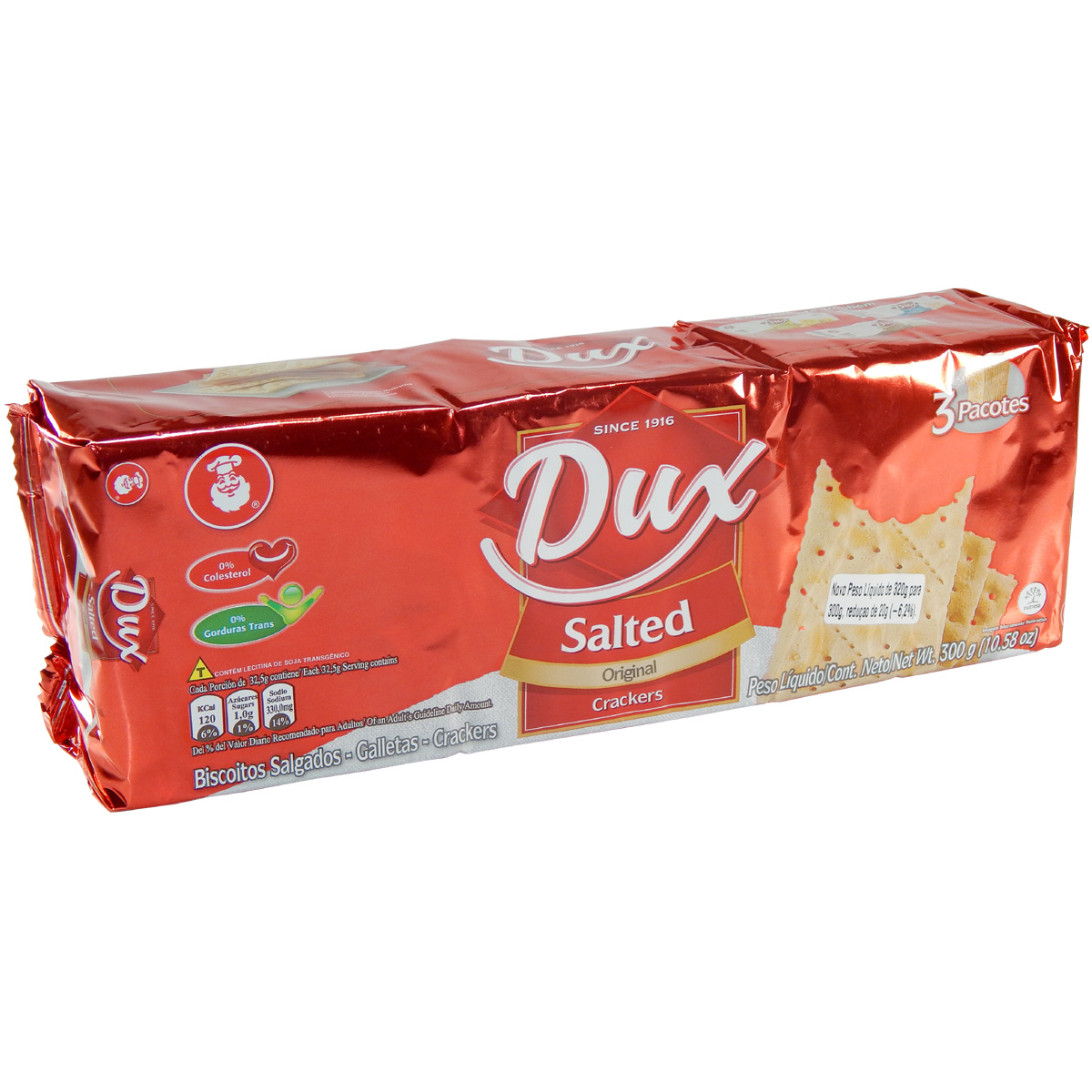 Dux crackers salted original